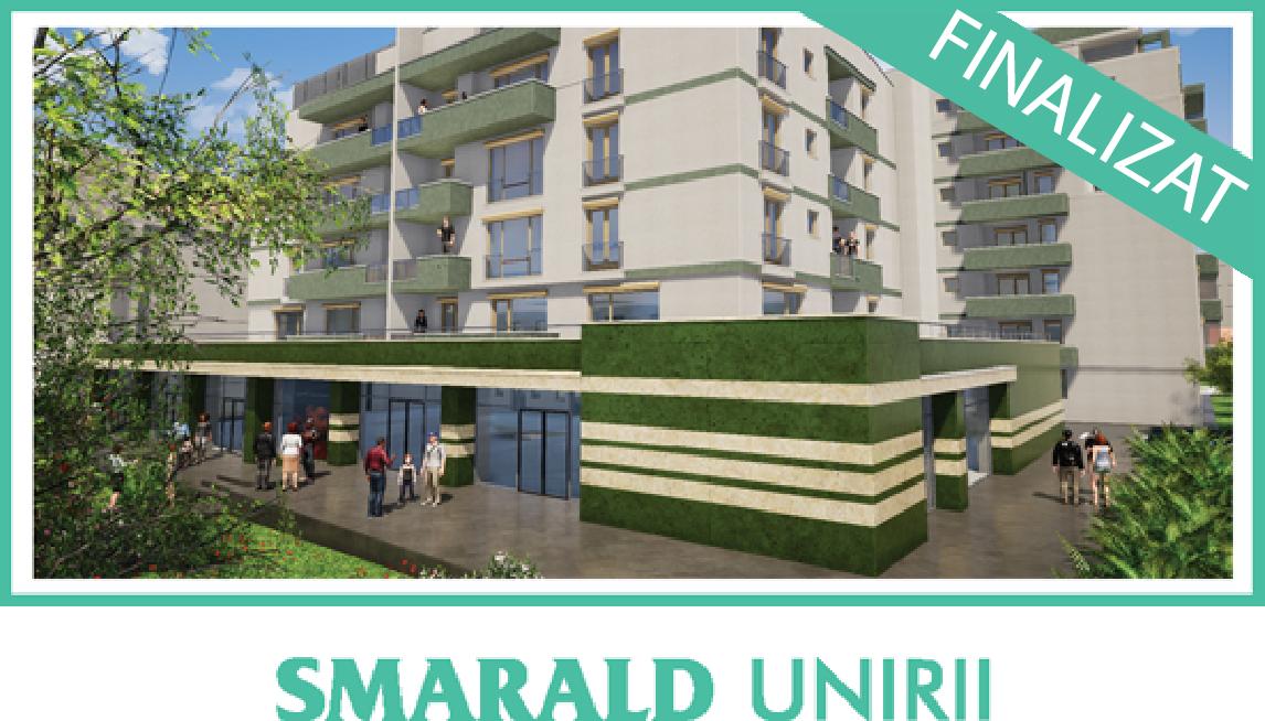 SMARALD – UNIRII finalizat